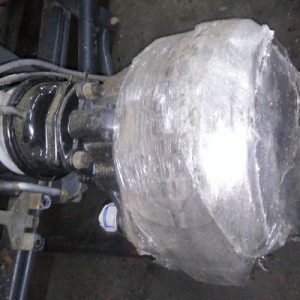 SCANIA P230 FRONT AXLE DISC