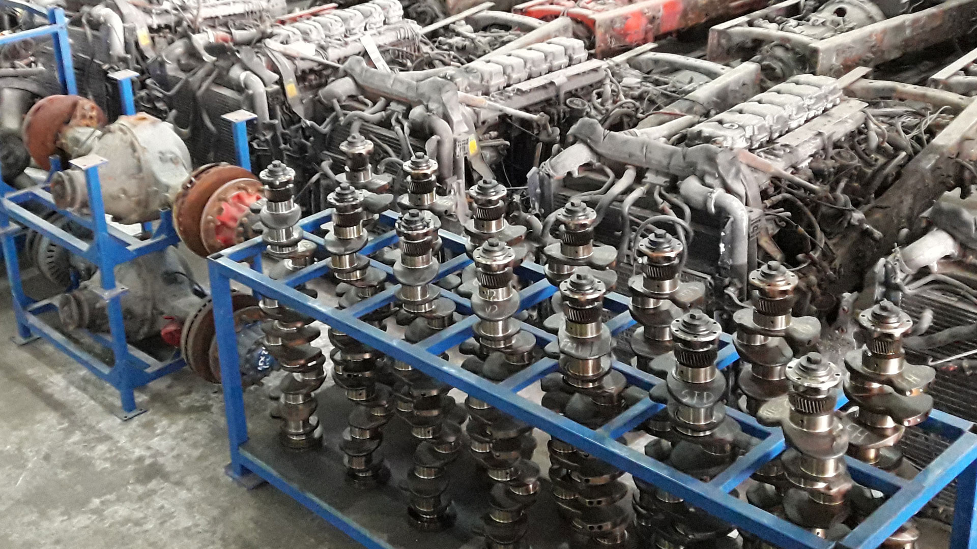 Euro Used Parts